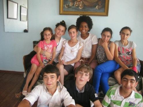 my wonderful students