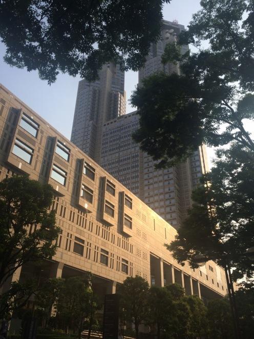 Tokyo Metroplitan Buliding